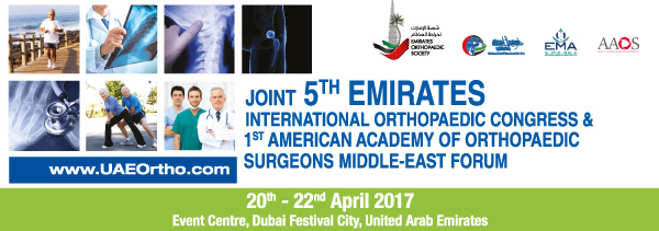 5th Emirates International Orthopaedic Congress