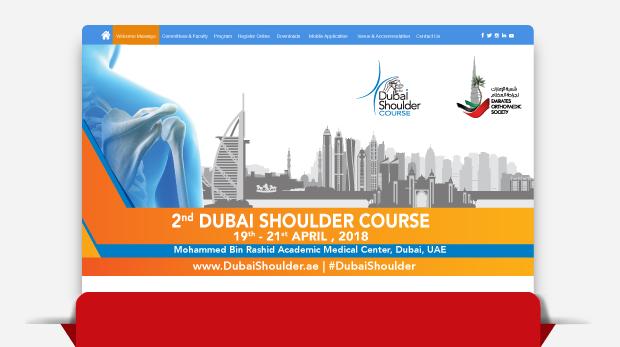 2<sup>nd</sup> Dubai Shoulder
